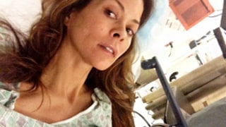 Brooke Burke Undergoes Successful Thyroid Cancer Surgery