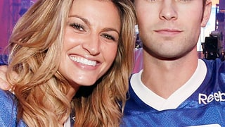 Chace Crawford, Erin Andrews