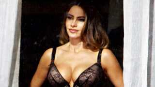 PICTURE: Sofia Vergara Busts Out in Revealing Lingerie