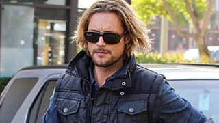 Handsome Gabriel Aubry Steps Out Bruise-Free One Week After Custody Agreement