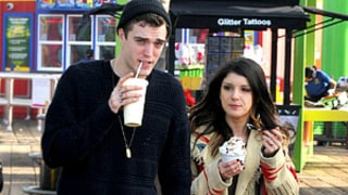 Shenae Grimes Flashes Engagement Ring During Ice Cream Date With Fiance Josh Beech