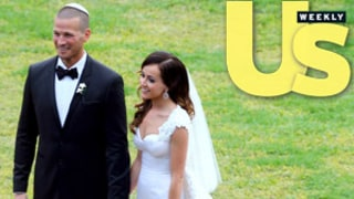 Ashley Hebert Married J.P. Rosenbaum -- See Her Dress!