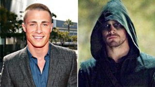 Colton Haynes Joins Stephen Amell's Arrow on The CW!