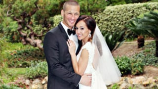Ashley Hebert Marries J.P. Rosenbaum: See Gorgeous New Pictures of the Dress, Kiss and More!