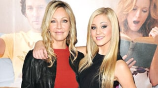 Ava Sambora and Heather Locklear Bond at This Is 40 Premiere