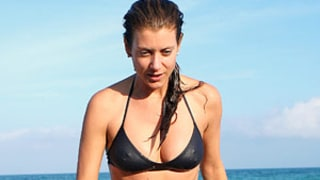 Kate Walsh, 45, Reveals Super Toned Bikini Body in Miami!
