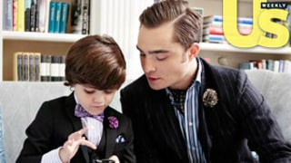 Gossip Girl Series Finale Sneak Peek: Chuck Bass Wears a Wedding Band!