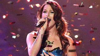The Voice Finale: Cassadee Pope Crowned Winner of Season Three: 'I'm Absolutely in Awe'