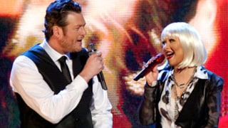 Christina Aguilera Celebrates Birthday on The Voice, Gives Blake Shelton Dead Stuffed Animal
