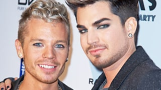 Adam Lambert Steps Out With Boyfriend Sauli Koskinen in L.A.