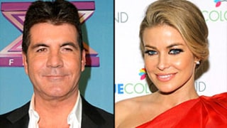 Simon Cowell Confirms He's Dating Carmen Electra