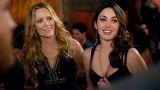 Leslie Mann on Megan Fox in This is 40: She Has 'Better Boobs Than I've Ever Seen In My Life'