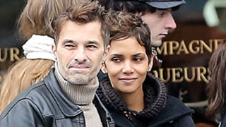 Halle Berry in Paris With Olivier Martinez for Holidays After Thanksgiving Drama
