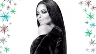 Janet Jackson Engaged: See Her Sexy Holiday Greeting Card