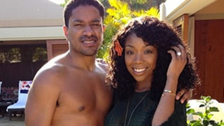 Brandy Shows Off Huge Engagement Ring From Ryan Press