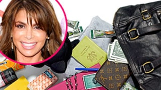 Paula Abdul: What's in My Bag?