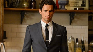 Matt Bomer Goes Undercover, Meddles With Irish Mob on White Collar