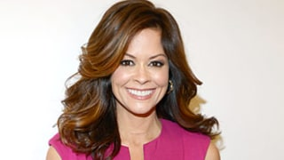 Brooke Burke-Charvet Shows Makeup-Free Scar on Good Morning America After Thyroid Cancer Surgery