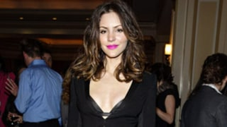 Katharine McPhee's Sheer Glittery Pants: Love It or Hate It?