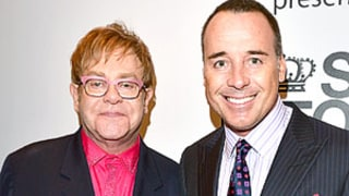 Elton John, Husband David Furnish Welcome Second Son Elijah Joseph Daniel