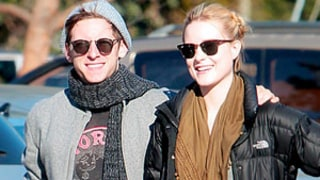 Evan Rachel Wood, Jamie Bell Step Out After Pregnancy Announcement: Picture