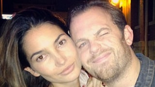 Lily Aldridge Throws Husband Caleb Followill a Surprise 31st Birthday Party!