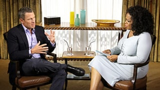 Lance Armstrong Admits to Doping in Oprah Winfrey Interview: