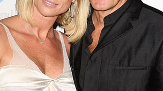 Nicollette Sheridan and Michael Bolton
