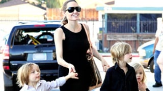 Angelina Jolie: Taking My Kids to the Bathroom Keeps Me