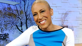 Robin Roberts Returns to Good Morning America Studio for