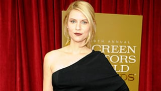Claire Danes at SAG Awards 2013: My Son Cyrus Is