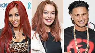 Snooki Thinks Lindsay Lohan and Pauly D