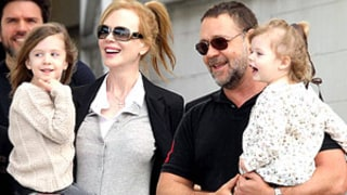 Nicole Kidman's Daughters Faith, 2, and Sunday, 4, Are Getting So Big!