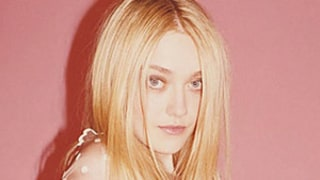 Dakota Fanning Speaks Out About Her Banned Lolita-like Marc Jacobs Ad