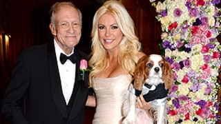 Crystal Harris Auctioning Off Wedding Dress From Hugh Hefner Nuptials to Raise Money in Mary O'Connor's Memory