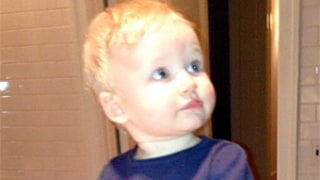 Jessica Simpson Daughter Maxwell Drew, 9 Months, Stands in Sink in Adorable New Picture