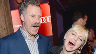 Will Ferrell, Anna Faris, Jeremy Renner Party in New Orleans Before Super Bowl