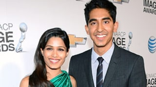 Dev Patel, Freida Pinto Don't Celebrate Valentine's Day: