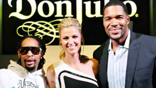 Michael Strahan and Erin Andrews Host Don Julio Dinner in New Orleans