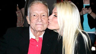 Crystal Harris on Sex Life With New Husband Hugh Hefner: