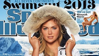 Kate Upton Named Sports Illustrated Swimsuit Issue Cover Girl for Second Year in a Row