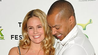 Donald Faison on His Baby With Wife Cacee Cobb: