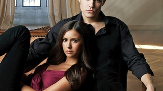 Elena Gilbert and Stefan Salvatore