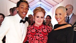 Adele, Amber Rose, Carly Rae Jepsen and More Stars Share Behind the Scenes 2013 Grammy Award Pictures
