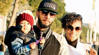 Alicia Keys Says Son Egypt, 2, Has a Crush on Beyonce and Jay-Z's Daughter Blue Ivy, 13 Months