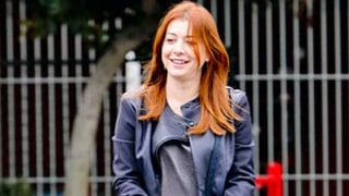 Alyson Hannigan: Daughter Satyana, 3, Is the Perfect Mommy's Helper