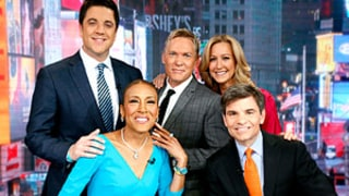 Robin Roberts Returns to Good Morning America After Bone Marrow Transplant