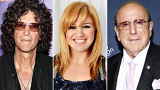Howard Stern Slams Clive Davis Over Kelly Clarkson Comments: