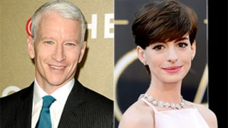 Anderson Cooper Defends Anne Hathaway: