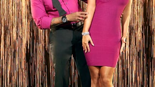 D. L. Hughley and Cheryl Burke